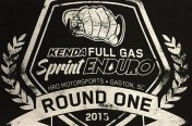 Kenda Full Gas Sprint Enduro